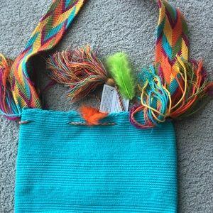 Bags - Wayuu  bag (mochila wayuu)